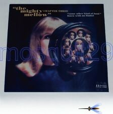 THE MIGHTY MELLOW CHAPTER THREE RARE 2 LP JAZZ MOOD MOSAIC SEXY COVER