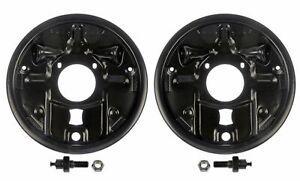 78-88 Monte Carlo Elcamaino GP 442 G Body Rear Drum Brake Backing Plate 9 1/2 PR