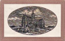 AK Metz 1914, Dom, Feldpost +Foliendruck+