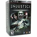 Injustice: Gods Among Us -- Collector's Edition (Sony PlayStation 3, 2013)