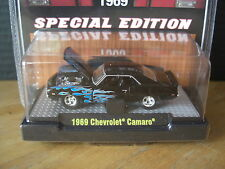 M2 Machines 1969 Chevy Camaro Special Edition Chase 1/64 Diecast