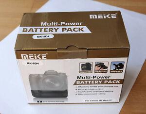 Maike MK-5D4 Batteriegriff / Battery Pack für EOS 5D Mark IV