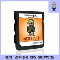 400 IN 1 Game Cartridge Nintendo NDS NDSL 3DS 3DSLL/XL NDSI Mario Zelda