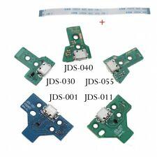 Conector placa de carga para mando ps4 puerto usb charging board + flex