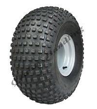 1 - 22x11.00-8 Stollenreifen auf 4-Bolzen-Felge – ATV-Trailer – Quad-Rad