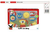 Caffe' With Bing 96002 8007632960025 Toys Garden S. R.l. Toy,Toys Bam