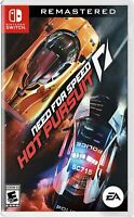 Need For Speed Hot Pursuit Remastered (Nintendo Switch) BRAND NEW FACTORY SEALED