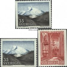 Sweden 575A,di,Dr, 576C (complete issue) unmounted mint / never hinged 1967 fell