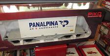 Piko Spur G 37721 SBB Cargo Flachwagen Containerwagen Panalpina Container
