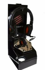 Tritton Trigger XBox 360 Gaming Headset with Mad Catz Black Storage Display