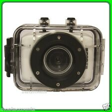 Waterproof Action Sports Cam [SWRE6] Touch Screen Camera Video Recorder