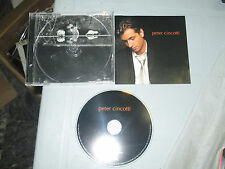 Peter Cincotti - Self Titled (Cd, Compact Disc) Complete Tested
