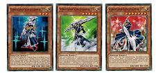 YuGiOh Silent Swordsman YGLD ygld-dec06 / 7/8 Common, Mint, Playset
