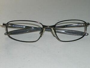 OAKLEY Mischer 6B 55 17 133 Sleek Gräulich / Zinn Brille Rahmen