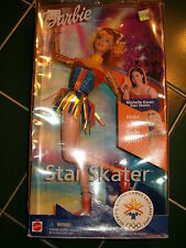 Star Skater Olympic Winter Games Barbie Doll Special Edition 1997
