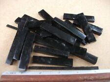 100 Grammes  of Craft Horn Pieces , Jewellery Making , Guitar Repair, Inlay etc