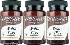 3 x Water Pills TABLETS * WATER RETENTION BLOATING , DIURETIC, DIET - 360 TABS