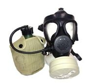 Israeli M15 Gas Mask with Nato Filter & Insulated Canteen