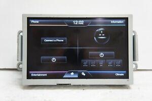 2012 Lincoln MKX Info screen display Control Module Sync OEM BT4T-18B955-AC