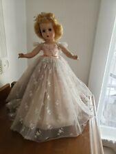 "Vintage Nancy Ann Style Show Fashion 18"" Doll -OPERA NIGHT- All Original!"