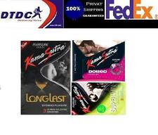 18 Pcs Shipping Conce Kamasutra Longlast,Dotted,Thin Condoms