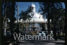 1957  kodachrome Photo slide Venezuela  #4    CC11