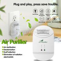 Portable Mini Home Air Purifier Cleaner Sterilization Negative Lonize