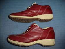 AK ANNE KLEIN RED SHOES WOMENS SIZE 7 M