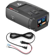 Cobra SPX 7800BT Max Performance Radar/Laser/Camera Detector & Direct Mount Kit