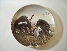 Collectors Plate ''Texas Twosome'' ''The Sportsmen'' The Danbury Mint 1992