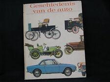 Meulenhoff, Book: Geschiedenis van de Auto, G.W. Roos