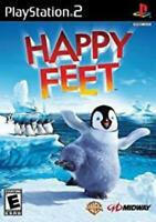 Happy Feet Playstation 2 Game PS2 Used