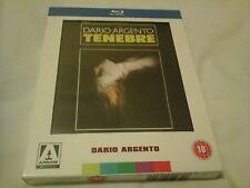 TENEBRAE - ARROW OOP RARE - 100% UK Region B Blu Ray Dario Argento