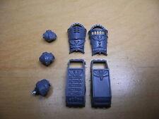 BITZ 1 Cybot Torsofront der Space Marines