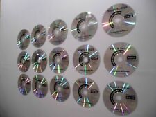 15  CD,s  Akai Format Sample CDs ++STUDIOLINE++ nicebeats for professional use+