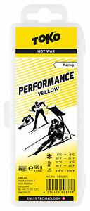 Toko Performance Hot Wax Yellow 120g