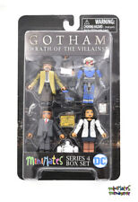 "Gotham Minimates ""Wrath of the Villains"" Series 4 Box Set"