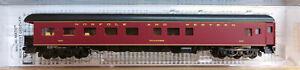 Micro-Trains 14400730 Norfolk & Western Heavyweight 3-2 Business Car 300 MIB N