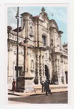 RPPC,Quito,Ecuador,S.A.Igelsia de Campania,Cruz Photo,c.1950s