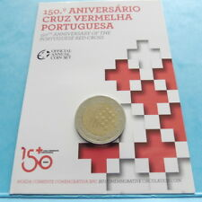 Portugal 2015 - Croix-Rouge, Red Cross - 2 Euro BU coincard