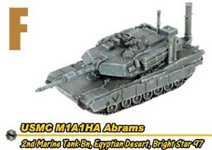 Dragon Can.Do 1:144 USMC M1A1HA Abrams Main Battle Tank, #CAN20041F