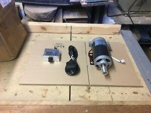 500W 220V DC Treadmill Motor DIY Project Electric kit