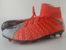 Nike Hypervenom Phantom III 3 DF AG Pro Soccer Cleats Women's Size 9 (men's 7.5)