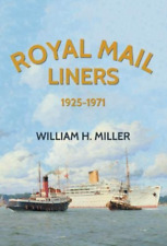 Miller-Royal Mail Liners 1925-1971  BOOK NEW