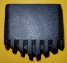 Ersatzteil 2 Leiternfüße HAILO Haushaltsleiter 40 x 20 mm schwarz  304 - 1067699