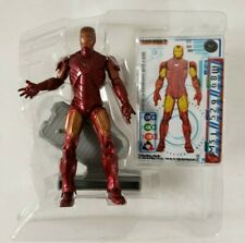 Marvel Iron Man 2 Movie Series IRON MAN MARK VI w/ Power Glow Hasbro New Loose