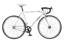 Faltrad in Weiß