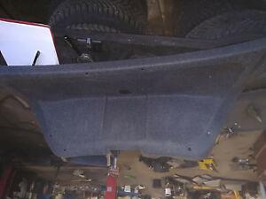 MERCEDES W202 A2026940825 Verkleidung Kofferraumdeckel