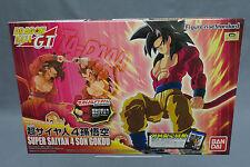 Figure-rise Standard Dragon Ball GT DBGT Super Saiyan 4 SSJ4 Son Goku Bandai **