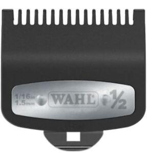 "Wahl 1/2 Premium Clipper Guard Clip Guide Metal #3354-100 1/16"" 1.5mm"